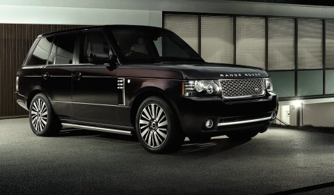 Official Range Rover Autobiography Ultimate Edition