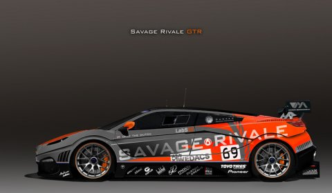 Official Savage Rivale GTR