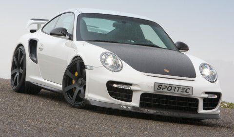 Official Sportec Porsche 911 GT2 RS SP800R