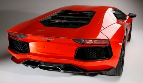 Photo Of The Day 2012 Lamborghini LP700-4 Aventador