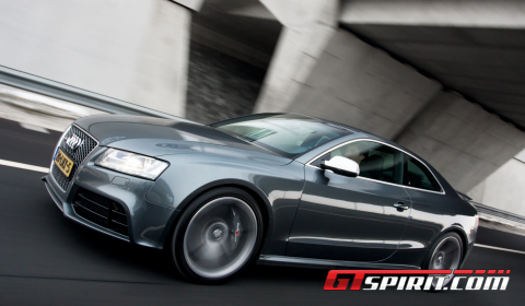 Road Test 2011 Audi RS5 03