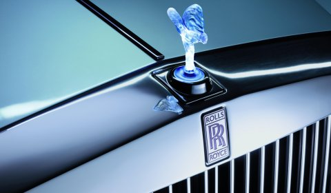 Rolls-Royce Motor Cars Confirms Electric Test Vehicle Project
