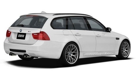 Rumour BMW M3 Sportswagon