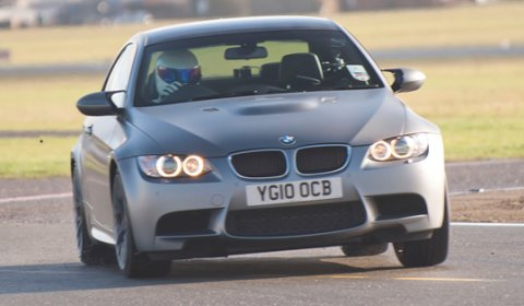 Top Gear BMW M3 Competition Package