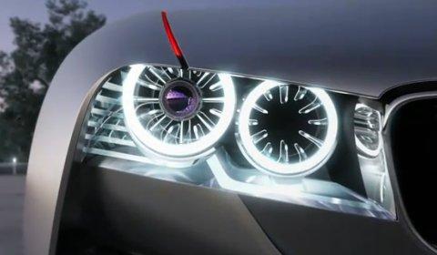 Video BMW Vision ConnectedDrive