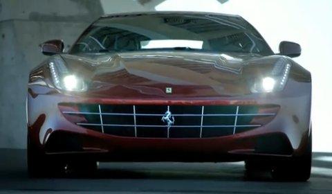 Video Ferrari FF Official Footage