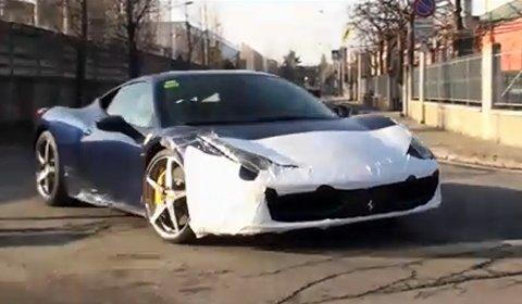 Video Ferraris In Maranello