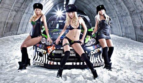 Video Ken Block's 2011 Ford Fiesta WRC