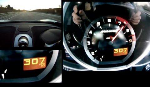 Video McLaren MP4-12C Shows Its Capabilities