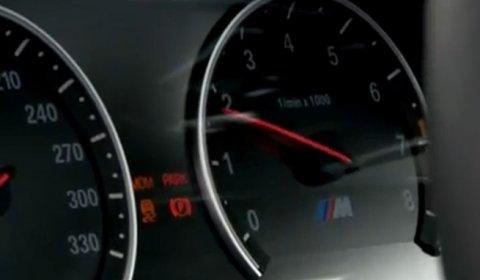2012 BMW F10M M5 Speedometer