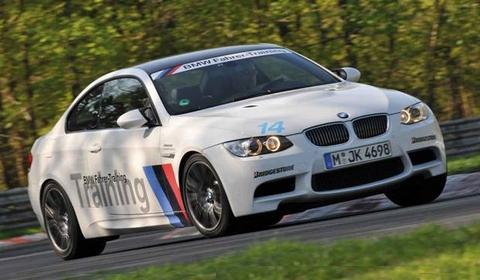 BMW M3 Training