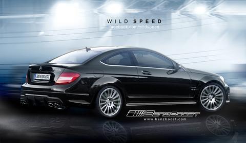 Mercedes-Benz C63 AMG Black Series Coupé