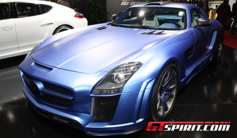Geneva 2011: Fab Design SLS AMG