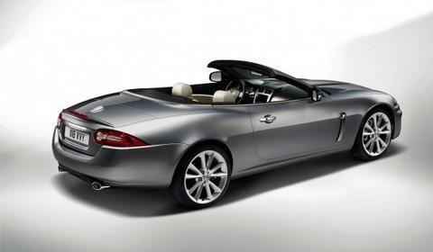 2011 Jaguar XK Spring Edition