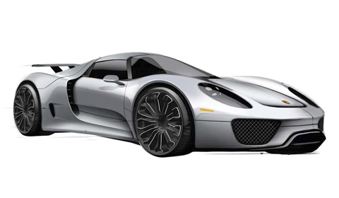 Porsche S Hybrid Supercar The 918 Spyder Is Now Available For Ordering And Production Will Start On 18th Of September 2017 9 18