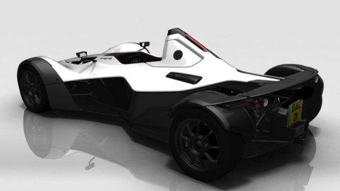 BAC Mono - Single-Seat Track-day Toy 02