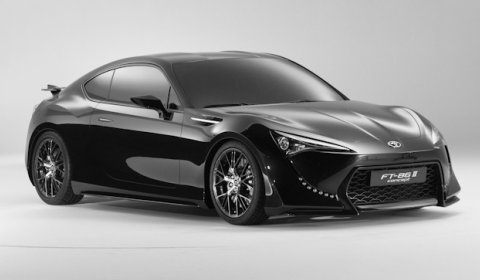 Behind The Scenes With The Toyota FT-86 II Sports Concept