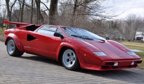 For Sale 1980 Lamborghini Countach Lp400s Series 2 Low Body Gtspirit