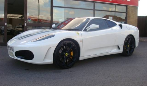 Ferrari 430 Scuderia for Sale 5