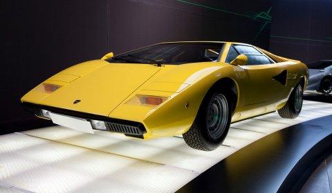 Gallery Lamborghini Prototype Exhibition at Audi Museum
