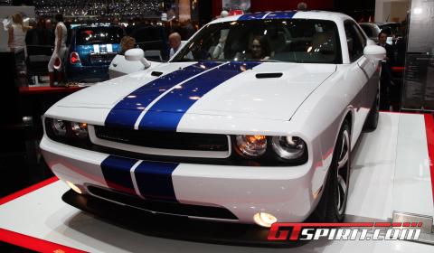 Geneva 2011: Dodge Challenger SRT8 392