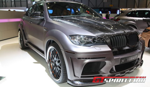 The Hamann Tycoon Evo M is known to us and known to you. The BMW X6 M
