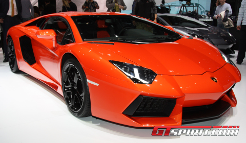 Lamborghini With Manual Gearbox Dying Breed GTspirit - Automatic sports cars