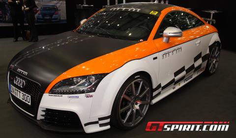 Geneva 2011: MTM TTRS Clubsport