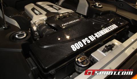 Geneva 2011 PPI Design Razor GTR-10 BiCompressor