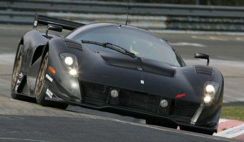 Glickenhaus Ferrari P4/5 Competizione Racer