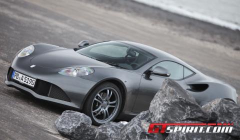 Road Test Artega GT 01