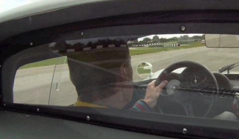 Video 1964 Porsche 904 GTS Driven by Walter Röhrl