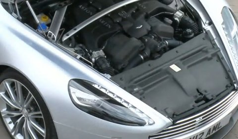 Video 2012 Aston Martin Virage Convertible