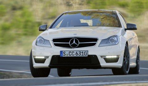 Video 2012 Mercedes-Benz C63 AMG Coupé