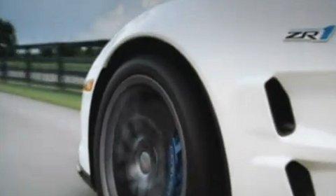 Video Corvette Sebring ALMS Commercial - Just To Be Fair