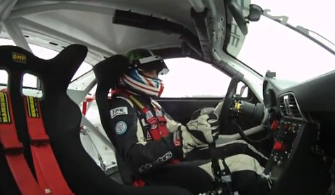 Video New 2011-Spec Porsche 911 GT3 Cup Car