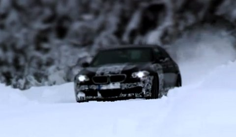Video Second Teaser BMW F10 M5