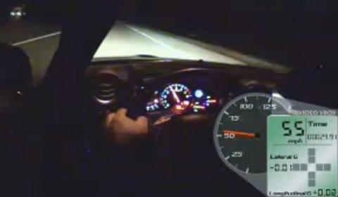 Video Switzer R1K GTR Test Drive