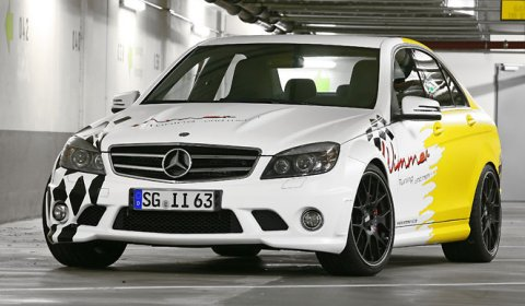 Wimmer C63 AMG Performance