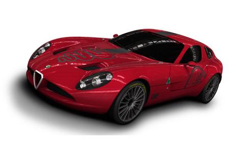 Alfa Zagato  on Alfa Romeo Tz3 Stradale By Zagato 04 04 2011 Zagato To Build Viper