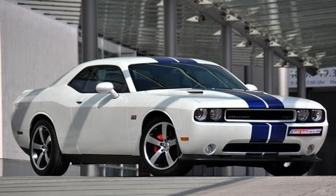 2011 Dodge Challenger SRT8 392
