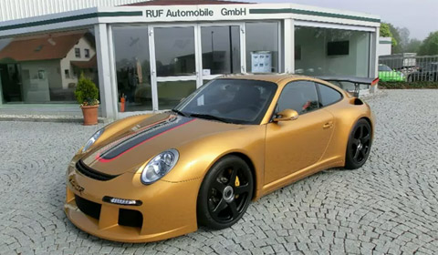 Video RUF RT12 R Test Drive , GTspirit