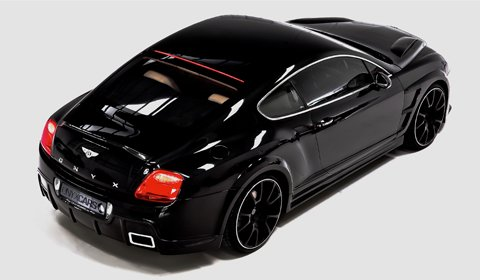 Bentley Continental GTO by Onyx Cars