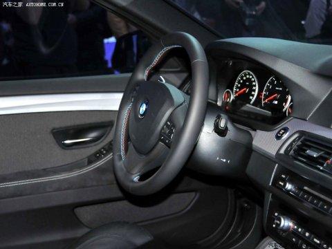 BMW F10M M5 Concept Interior 01