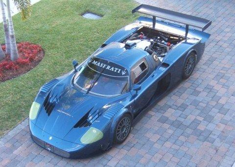 For Sale 2006 Maserati MC12 Corsa 01