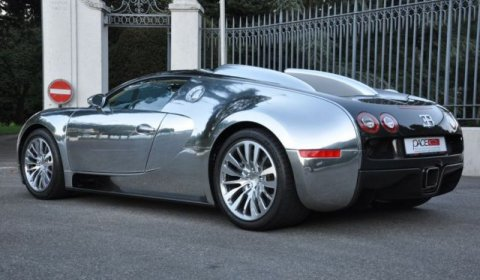 For Sale: Nr. 01 Bugatti Veyron Pur Sang at Top Marques 2011