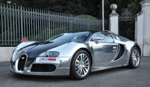 For Sale Nr. 01 Bugatti Veyron Pur Sang at Top Marques 2011 01