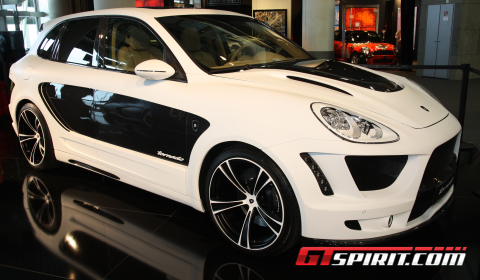 Automotive News: Gemballa Tornado ( Porsche Cayenne )