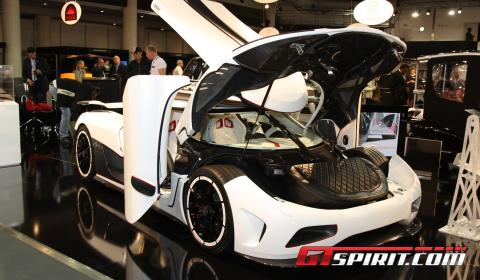 Monaco 2011 Koenigsegg Agera R