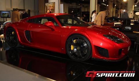Monaco 2011 Noble M600